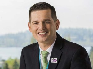 Seattle Children's new CEO, Dr. Jeff Sperring