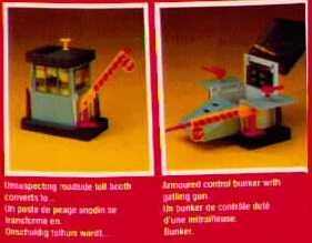 Slicks MASK Toy List