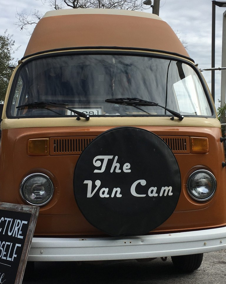 The Van Cam: The Best Booth on Wheels