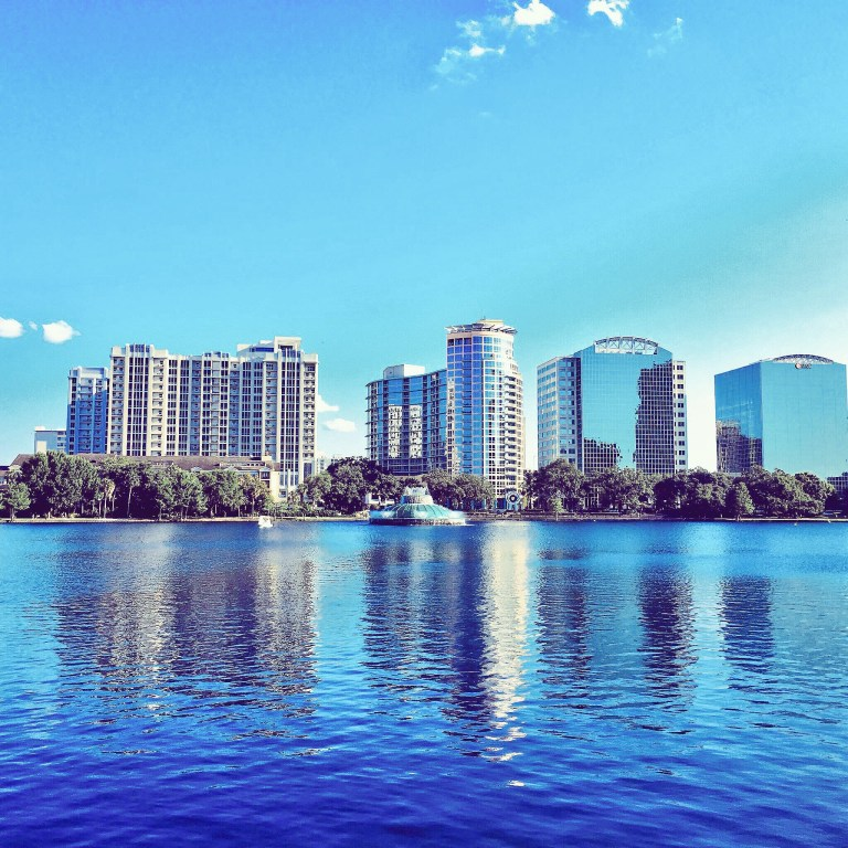 """Orlando #17 of """"Top 100 Places to Live"""""""