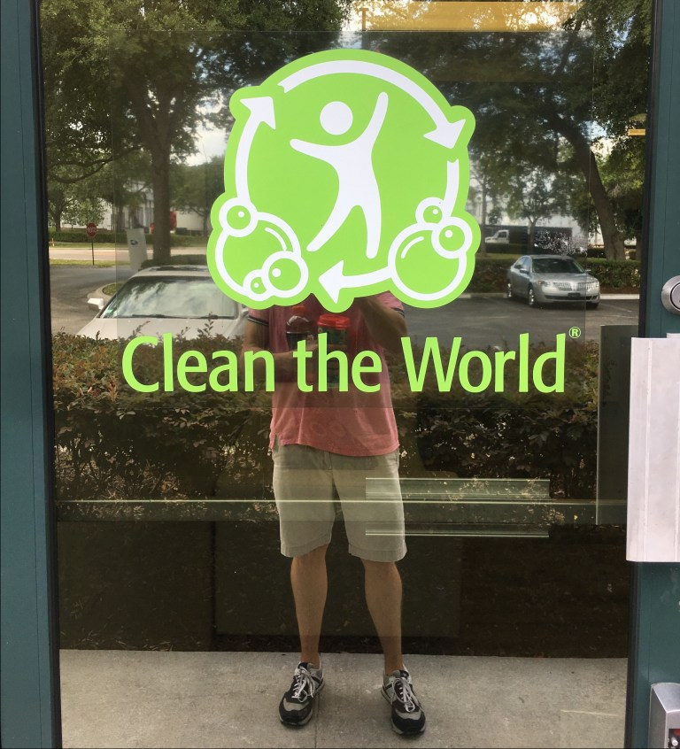 Clean the World is Changing the World