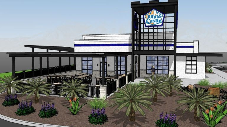 White Castle Comes to Central Florida with the World's Largest Free-Standing Restaurant