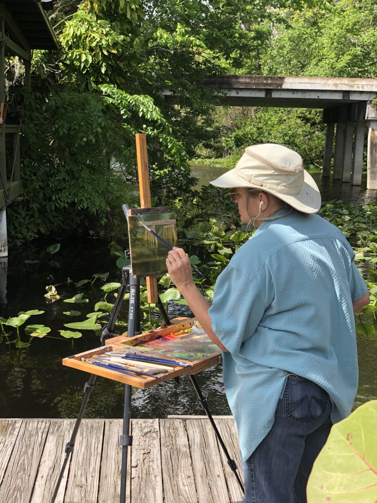 Annual Wekiva Paint Out Returns This February
