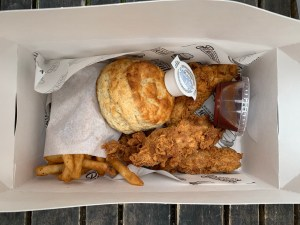Winter Park Biscuit Company in East End Market