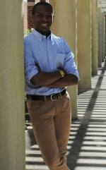 Dallas Jordan, Salisbury Graduate, Communication major (Journalism and PR) at Salisbury University, Harford County, MD. Dallas is heavily involved with Untouchable Dance Inc. and the Student Government Association at SU.