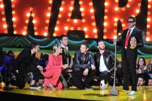 2015 MTV Movie Awards - Show