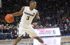 Kris Dunn. Courtesy of friarbasketball.com
