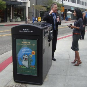 solar-compactor-installed