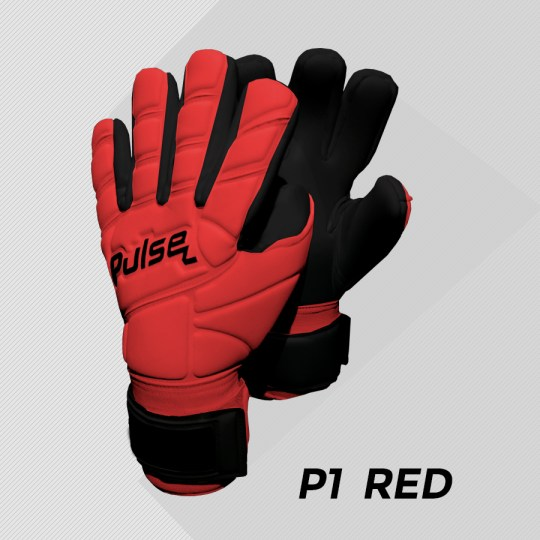 Pulse P1 Red & Black
