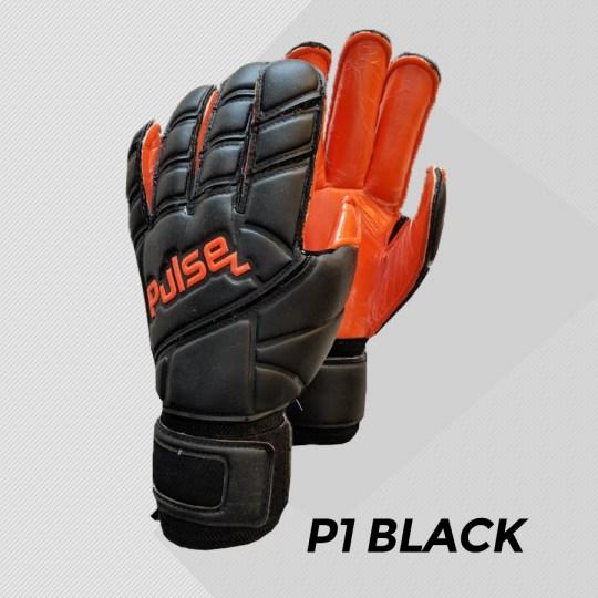 Pulse P1 Black & Orange