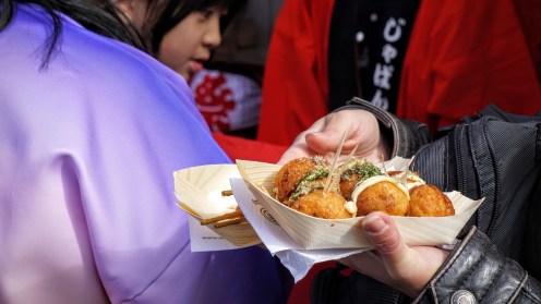 Japan Matsuri: More Food