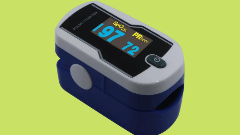 Concord Sapphire DELUXE Pulse Oximeter