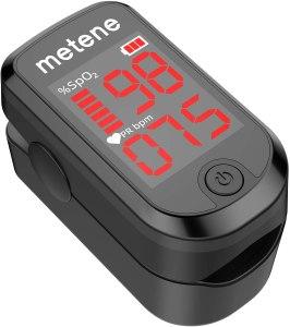 Metene blood oxygen sensor