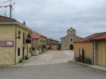 Modúbar de San Cibrian som har Casa Rural – åpent i sesongen, i alle fall.