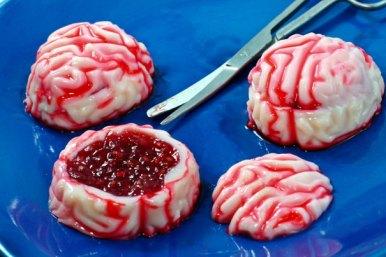 #9 Zombie Brain Jello Shots