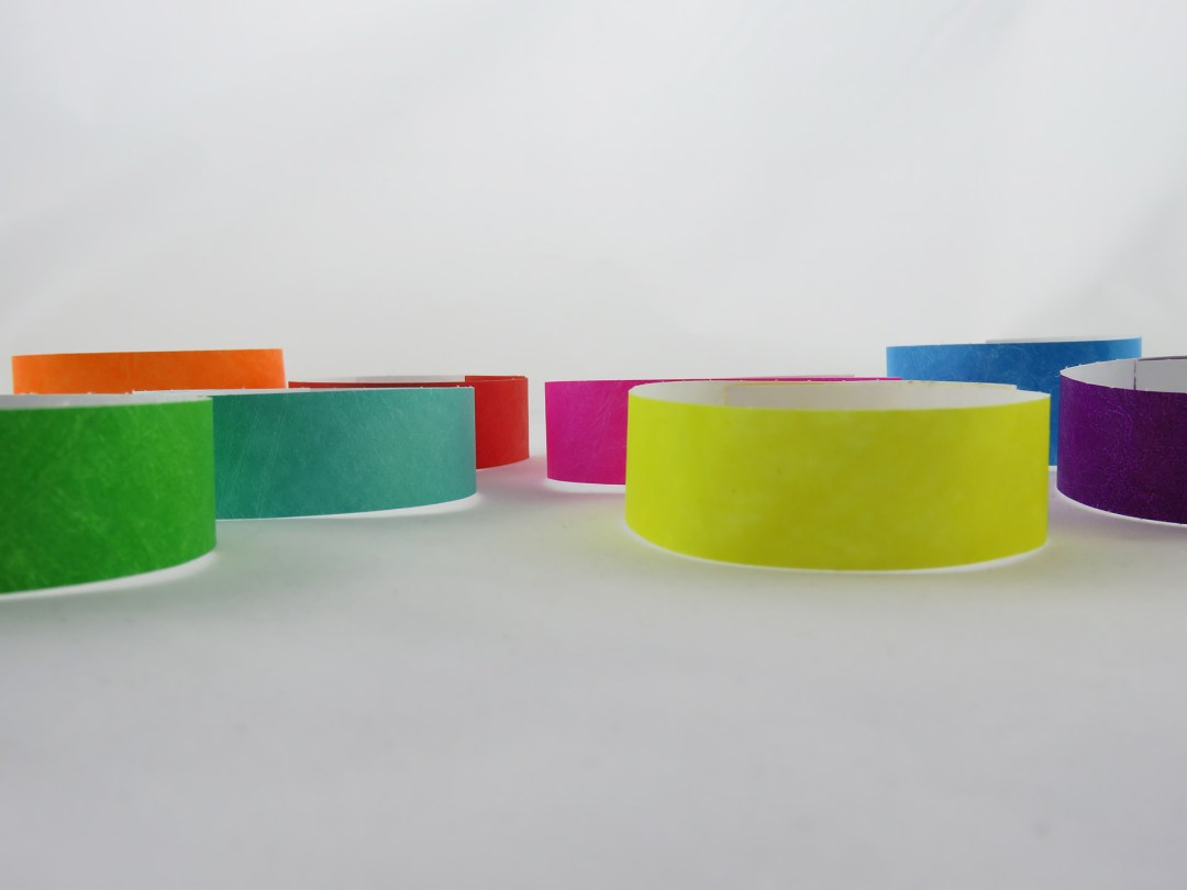 pulseras trilaminadas