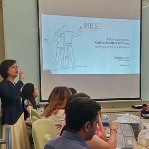 Asia Malls_PULSE TCM Clinic_Health Talk