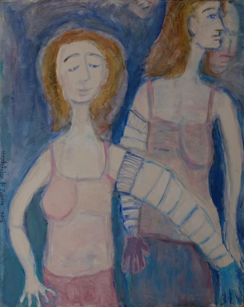 women with lymphedema deCabrera