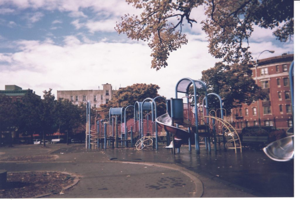 playground stumbar