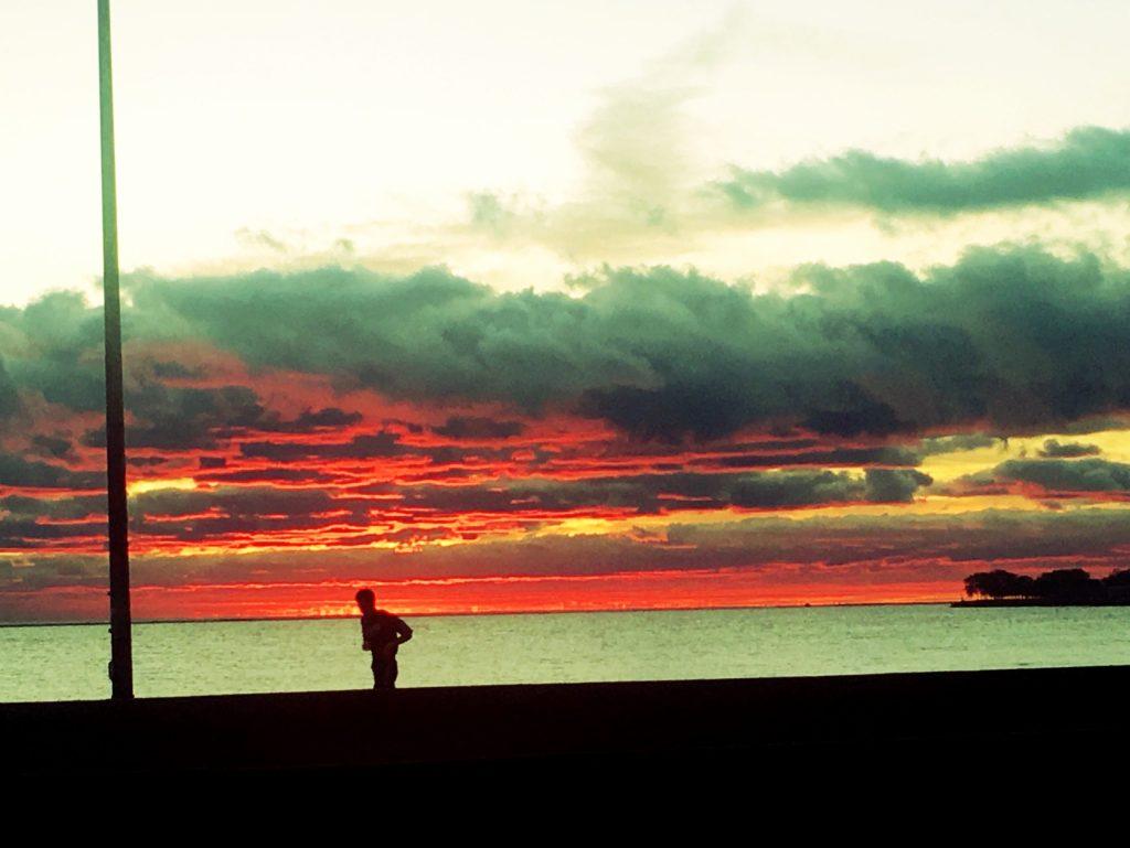 chasing sunrise patel