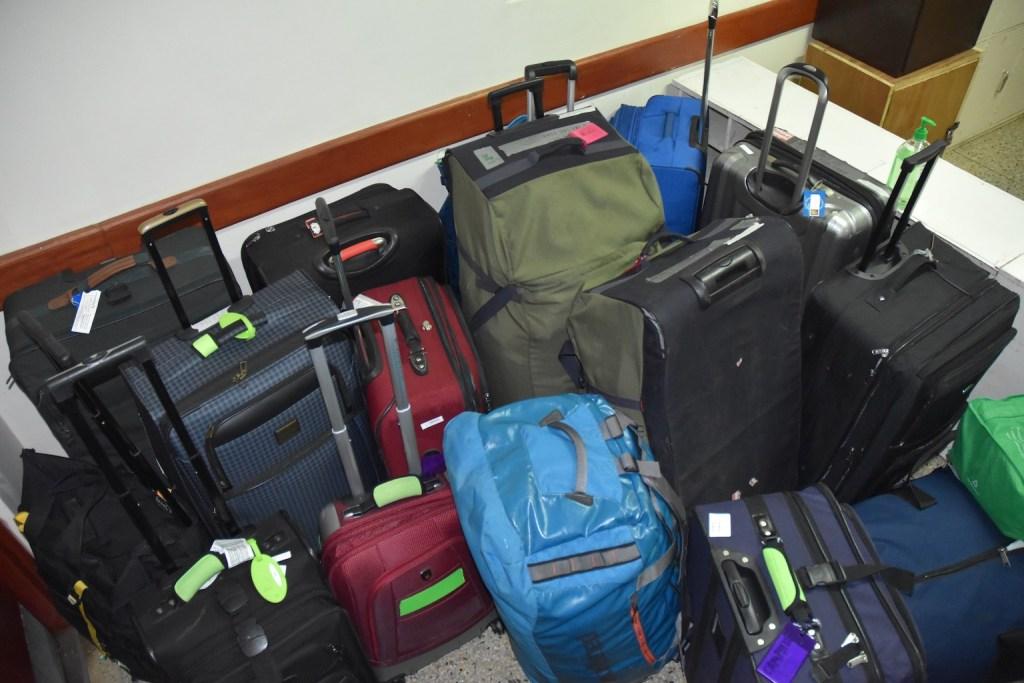 ent luggage
