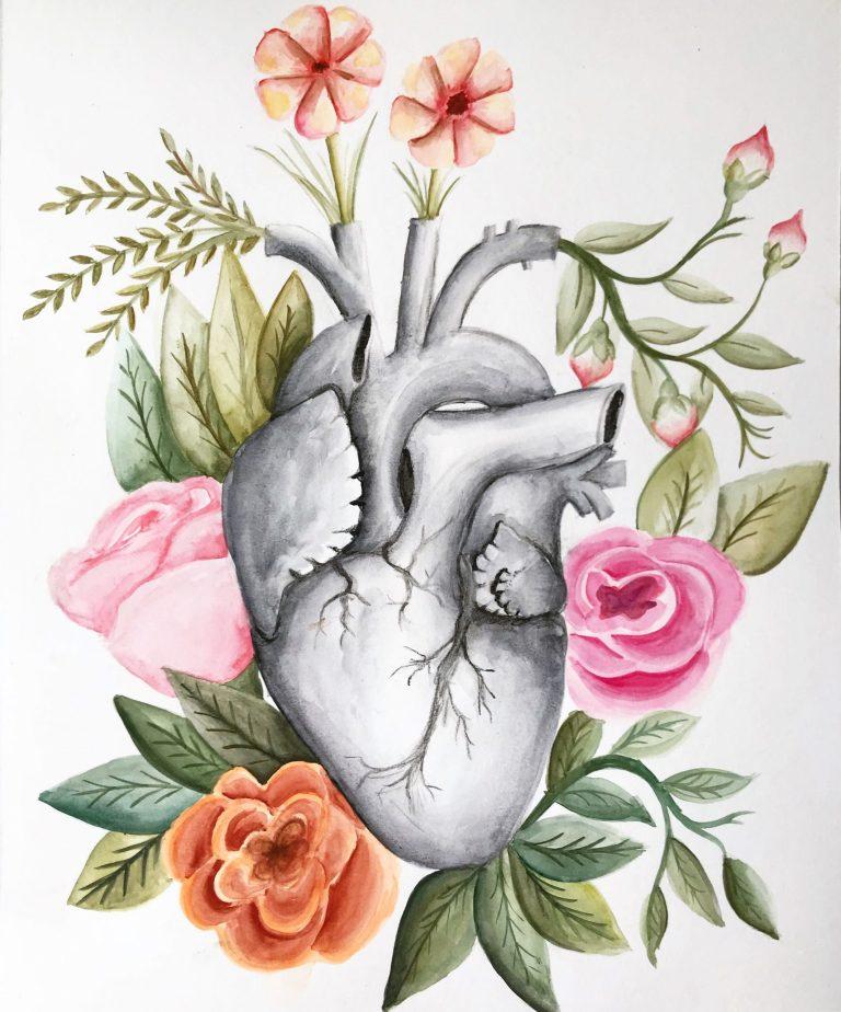 flora heart