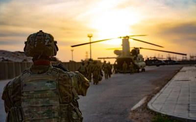 Amerykanie opuszczają część baz w Iraku