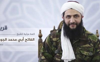 Al-Julani – ojciec chrzestny syryjskiej rebelii