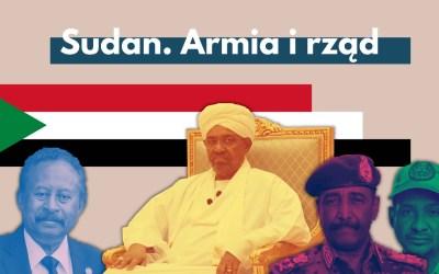 Przyszłość Sudanu. Między silną armią a słabym rządem. Wolne Czwartki #2