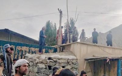 Walki w prowincji Baghlan. Siły Massouda zajmują kilka dystryktów na północy