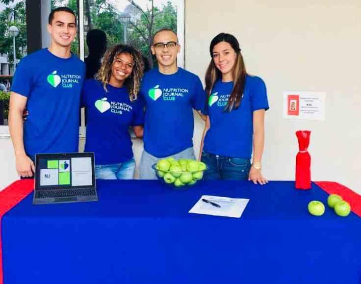 Organización estudiantil ofrece conversatorio sobre el consumo de bebidas azucaradas