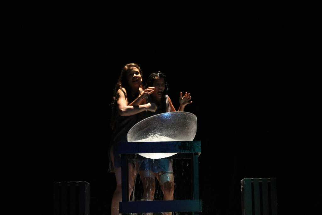 Egresadas de Río Piedras participan en el Festival de Teatro en Caguas