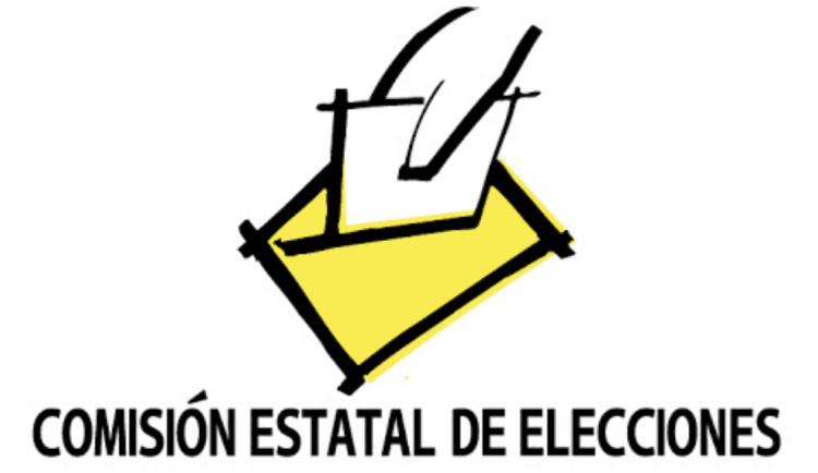 Foto: Comisión Estatal de Elecciones