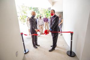 IUPI inaugura auditorio moderno en la Facultad de Ciencias Naturales