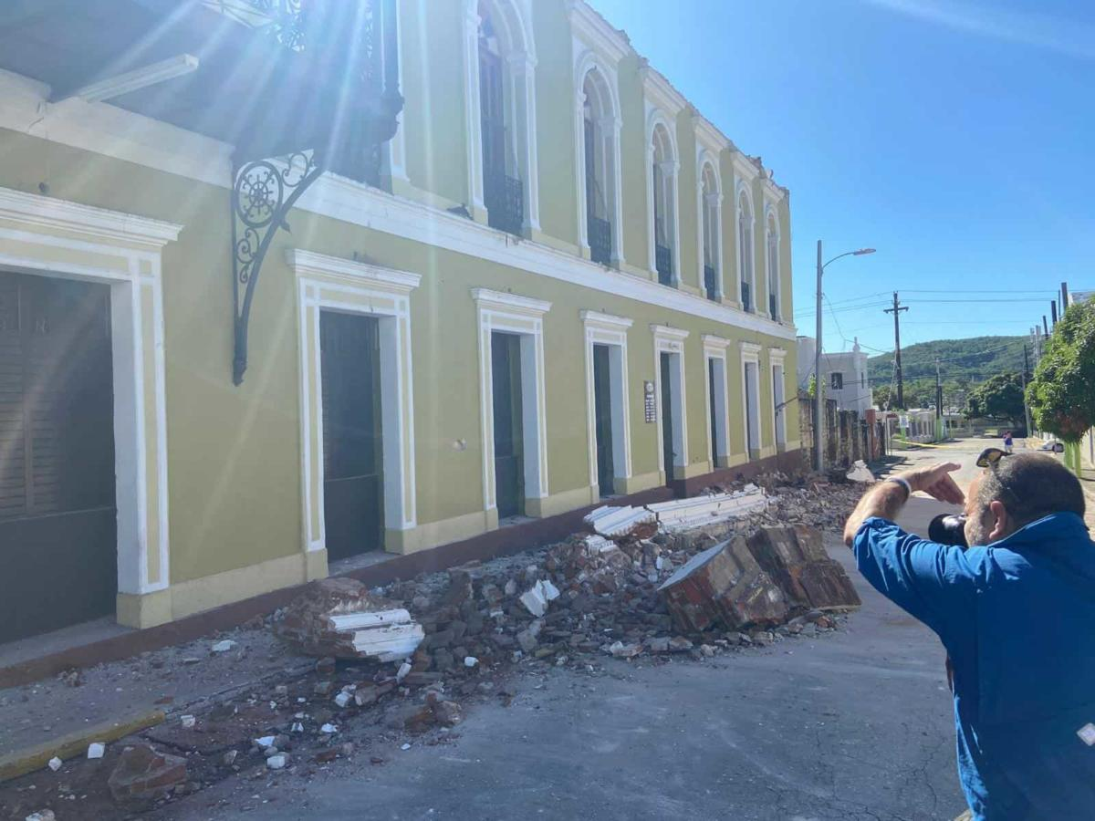 Terremoto Ponce Enero 2020 3