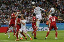 APTOPIX Russia Soccer WCup Iran Spain