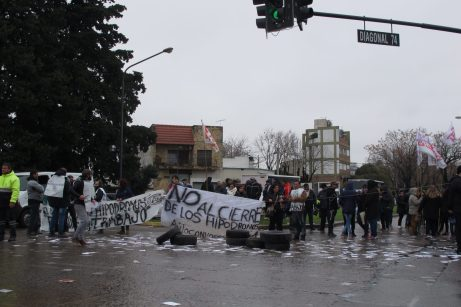 Protesta HIPODROMO 1