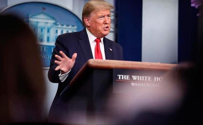 Trump Dijo Que La Hidroxicloroquina Curaba El Covid 19 Y