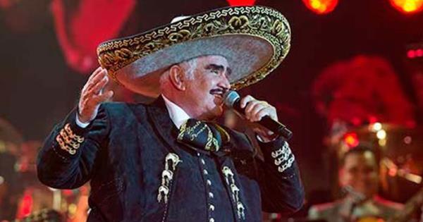 Vicente Fernndez infiel pero discreto ranchero pero no