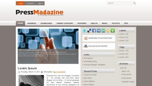 press-magazine