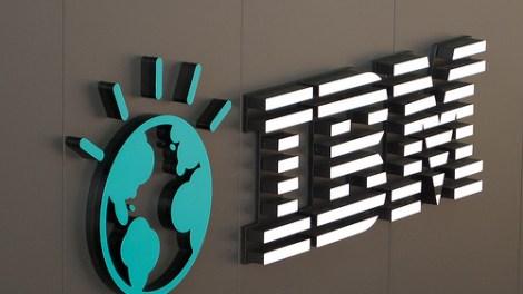 CeBIT 2011 - IBM Logo