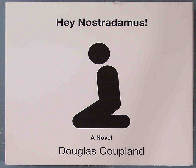 hey nostradamus! (audiobook)