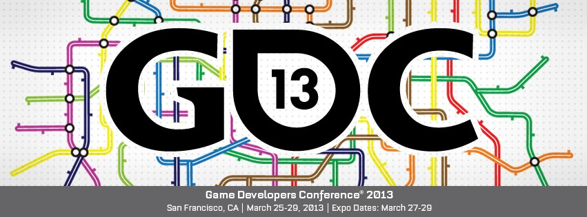 Game developers conference 2013
