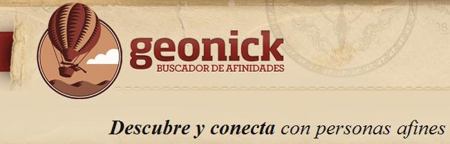 Geonick Affinity Finder