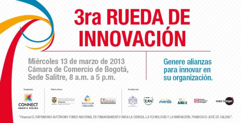 rueda innovación 2013