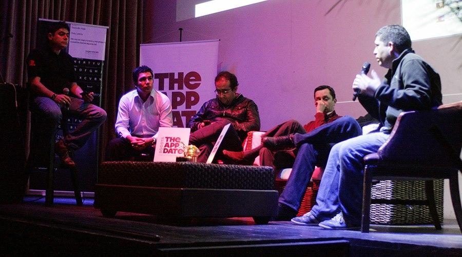 Panel TADBog Abril 2013