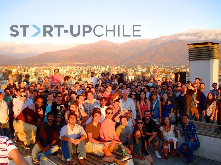 DemoDay Start-Up-Chile