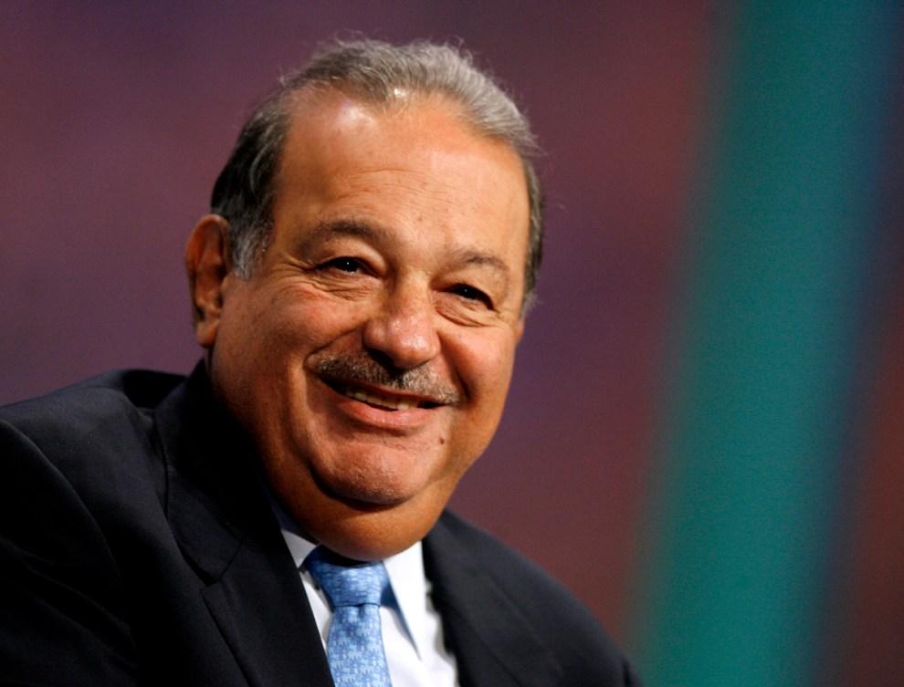 Carlos Slim invierte en Shazam