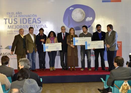 Concurso de Ideas Imagina Chile