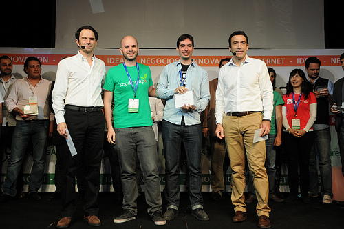 ganador innovación y tech BBVA Open Talent 2013